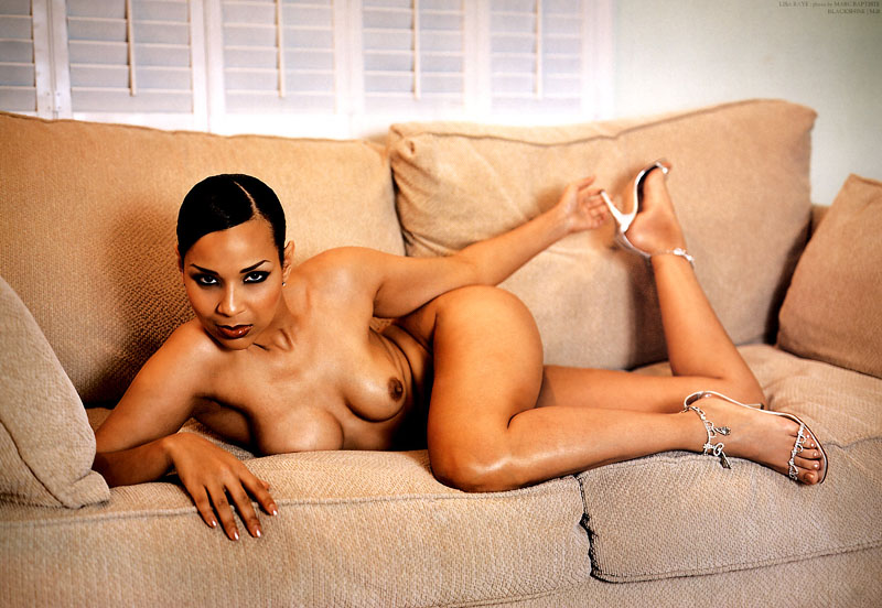 Lisa raye butt blackmen