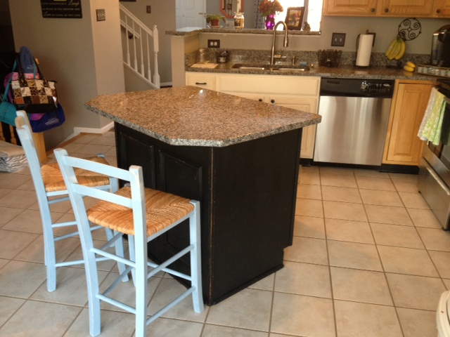 Second Chance Kitchen Cabinets Color