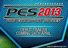 Download game Pes 2013 untuk HP java