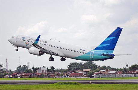 Garuda Indonesia 737-800 PK-GER