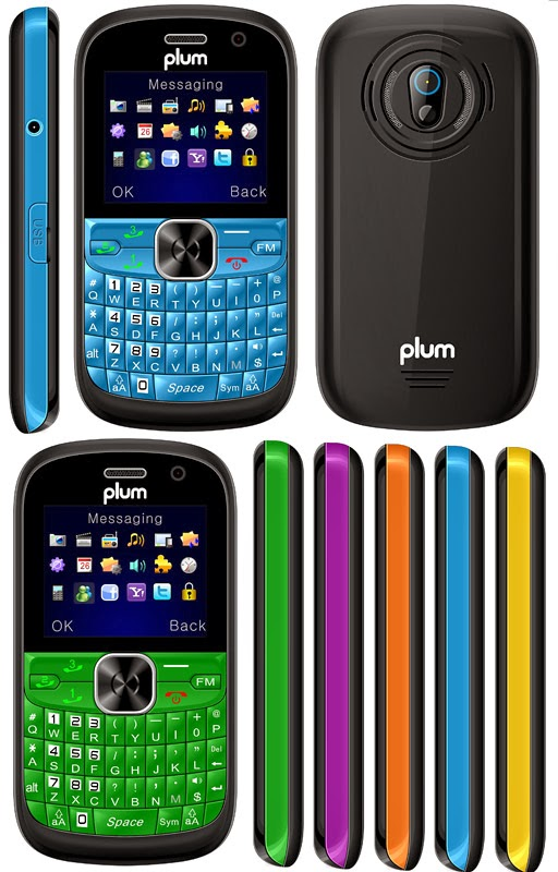 Plum Genius - Phone Specification