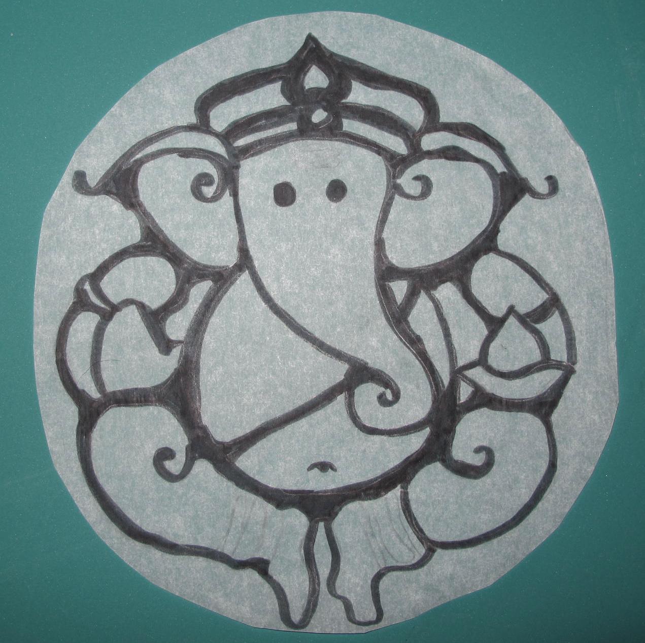 Ganesh Clip Art
