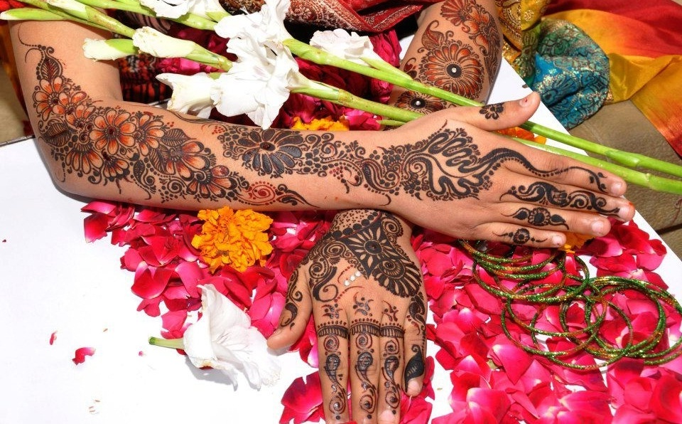 Dulhan Mehndi Designs For Hands Free Download : Bridal mehndi designs new images for