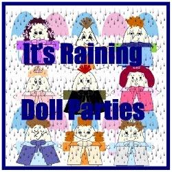 Please Visit My It's Raining Doll Parties Website