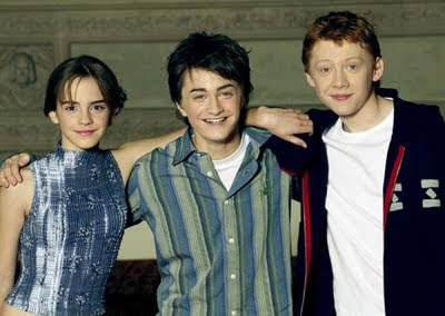 harry potter cast through the years billyinfo6 Evolusi Pelakon Pelakon Filem Harry Potter   Dari Kecil Hingga Dewasa