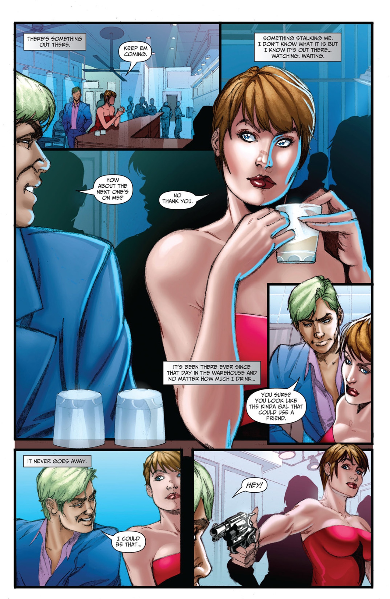 Grimm Fairy Tales (2005) Issue #41 #44 - English 3