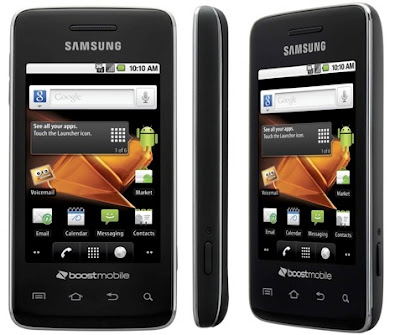 new Samsung Galaxy Prevail