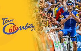Del 12 al 17 de febrero: Tour Colombia 2.1