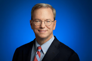 Eric E. Schmidt,Executive Chairman of Google
