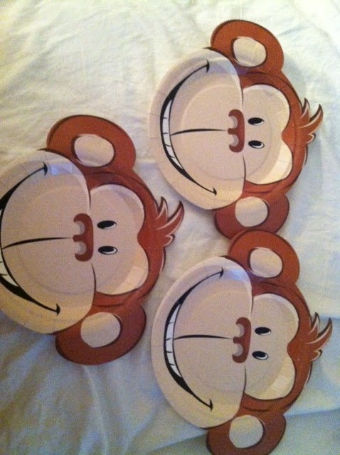 Five Little Monkeys Way TOOOO Cute From Kindergarten With Love & Enchanting Paper Plate Monkey Craft Contemporary - Best Image Engine ...
