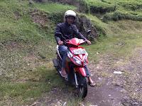 Rental Motor Bandung