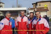 Dani-Rinaldo-Michele e Stefano