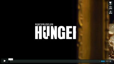 Rijksmuseum 'Hunger' film
