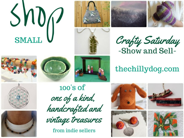 Small Business Saturday: Shop small, find one of a kind gifts and support indie artists, crafters and vintage enthusiasts