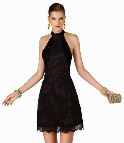 Como hacer un vestido corto cuello halter