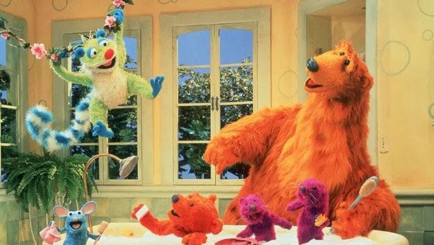 Educazione consapevole una televisione amica dei piccoli for Affittare una cabina grande orso