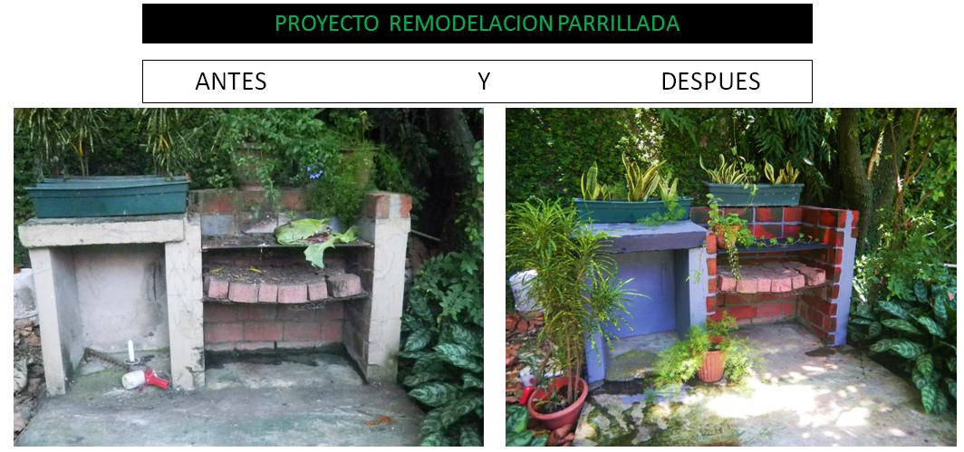 Proyecto remodelando el barbecue - La casa del barbecue ...