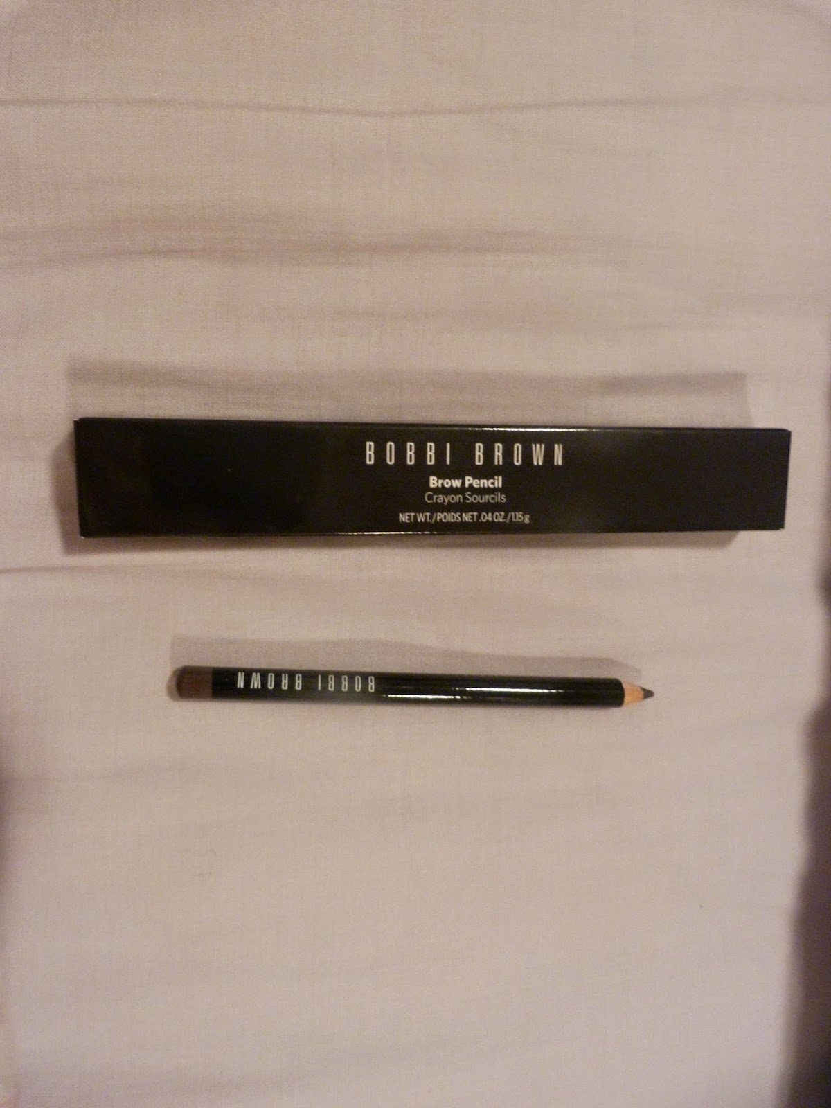Bobbi Brown Brow Pencil - Brunette by The Makeup Junkie's Diary on ...