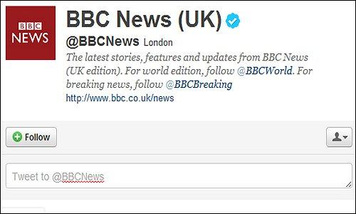 bbc twitter news
