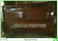 Tempat Tidur Dipan Klender Bagong Polong