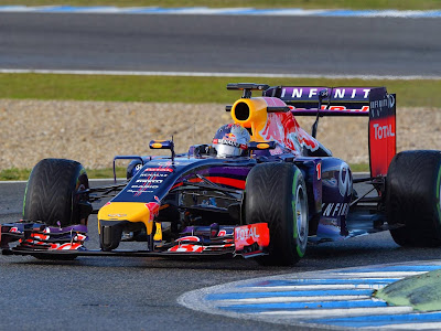 ANÁLISIS DEL RED BULL RB10