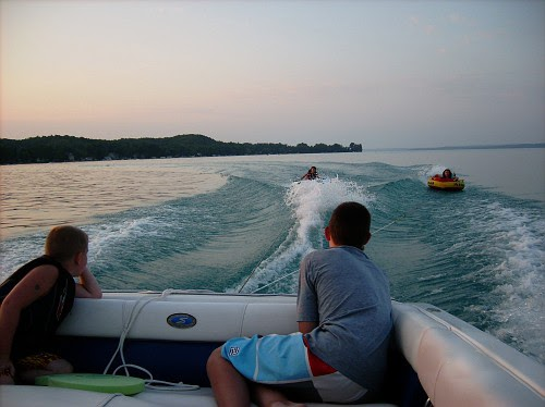 Romantic getaways romantic honeymoon in torch lake and for Where to go in michigan for a romantic weekend