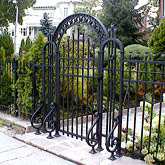 jasa buat pintu pagar