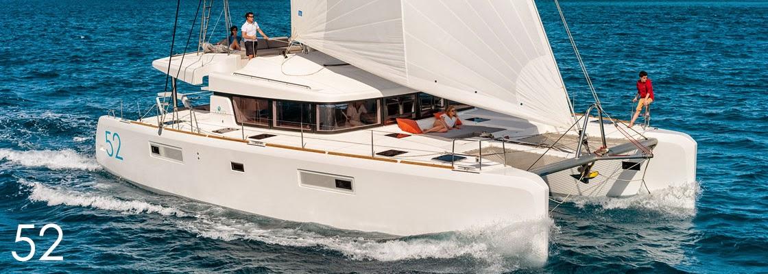 Lagoon 52 Yacht Charter