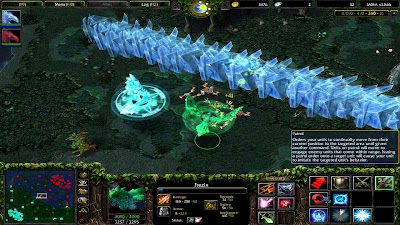 DotA Imba 3.86b AI Map free download