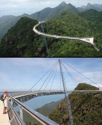 jembatan paling angker