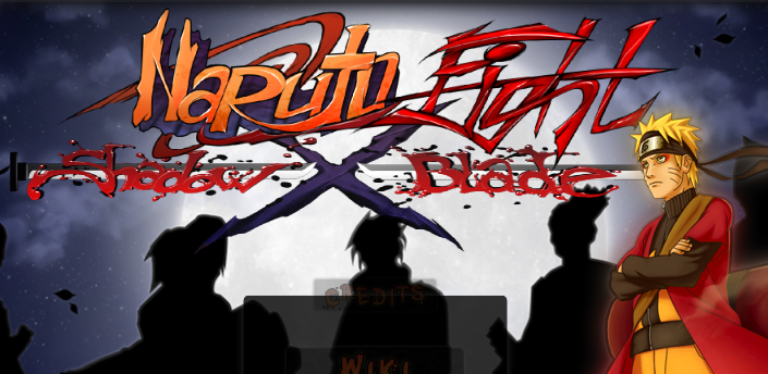 Download Game Naruto Fight Shadow Blade X Apk