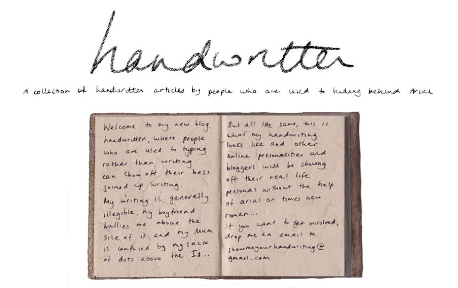 Handwritten