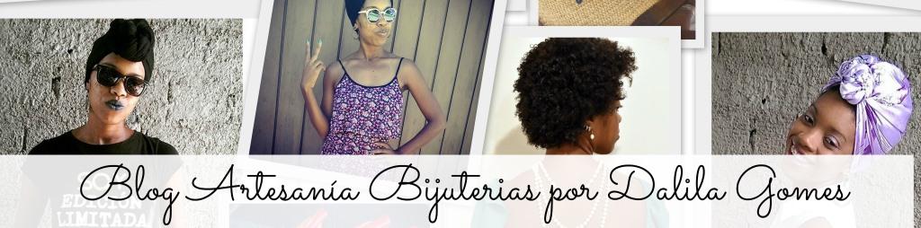 Artesanía Bijuterias por Dalila Gomes
