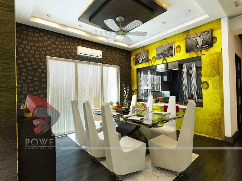 Modern House 3D Interior Design, 3D Exterior Rendering   2015 House Design