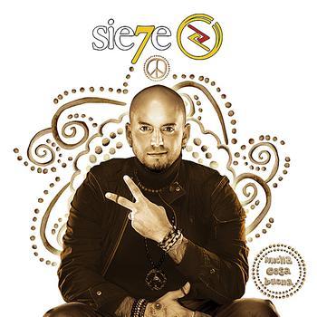 cover Mucha cosa buena , portada disco Mucha cosa buena  sie7e, album Mucha cosa buena  sie7e, Mucha cosa buena sie7e cover