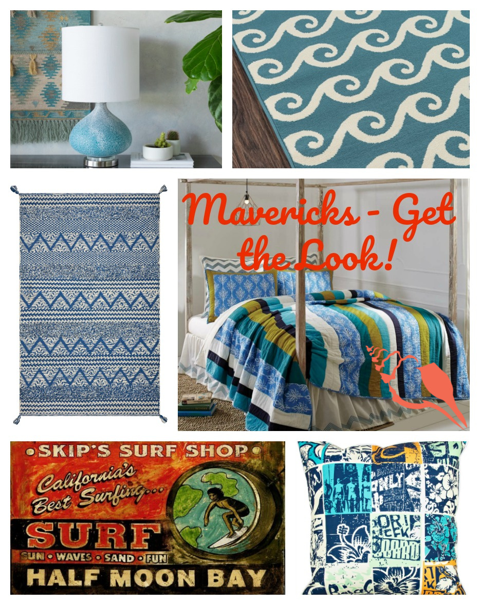 Surf's Up - Our New Maverick's Bedroom Collection!