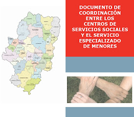 COORDINACIN ENTRE LOS C. DE SERVICIOS SOCIALES Y EL SERV. ESPECIALIZADO DE MENORES