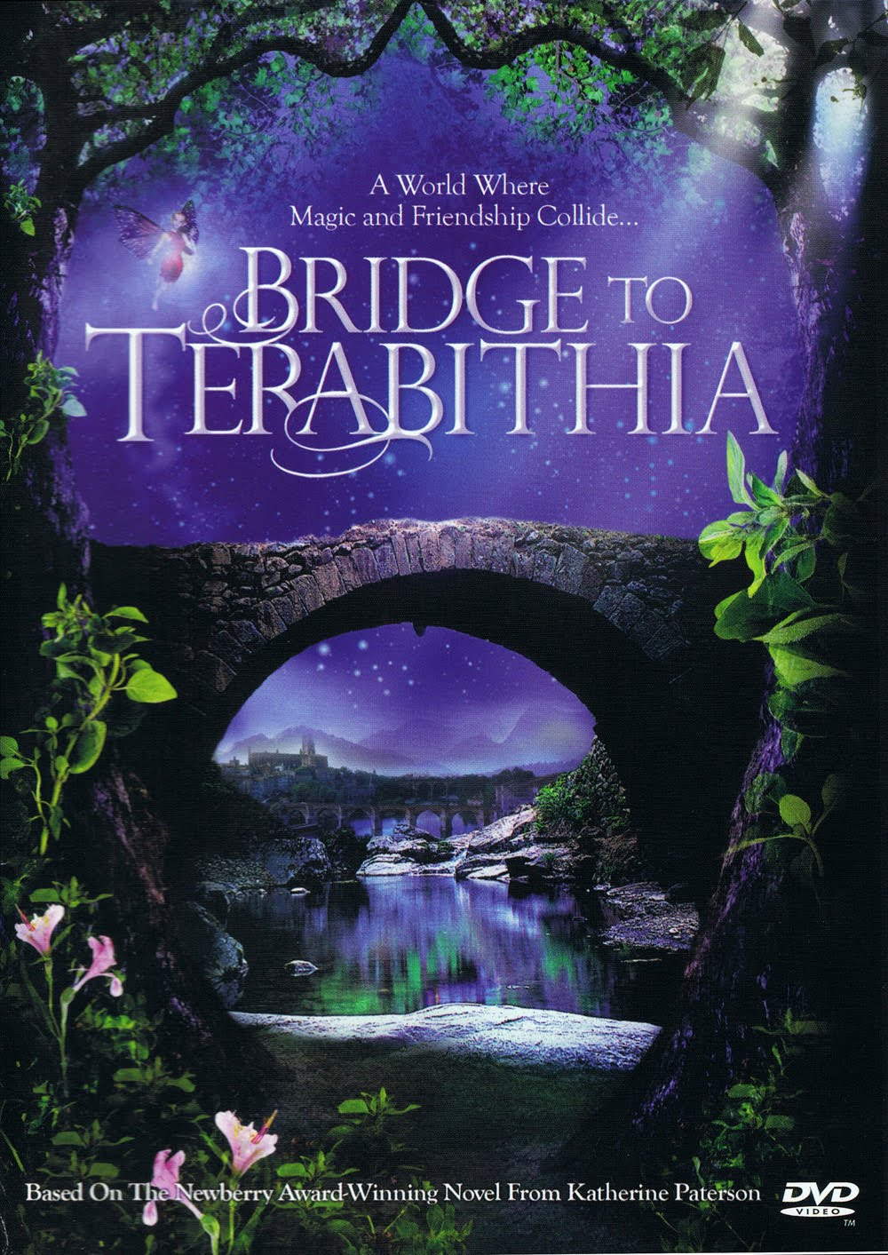 book report on the bridge to terabithia Katherine paterson wrote the 1977 children's classic bridge to terabithia after her son david's best friend in the book, a girl named leslie then he leads the younger sister who worships him across the bridge—the great bridge to terabithia.