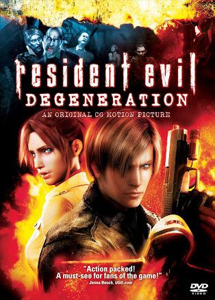 Resident Evil Degeneration Film