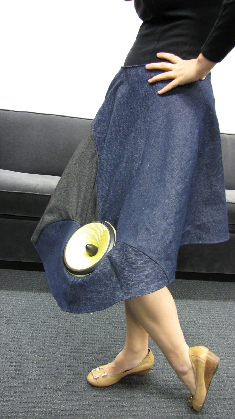 Dress with Speaker