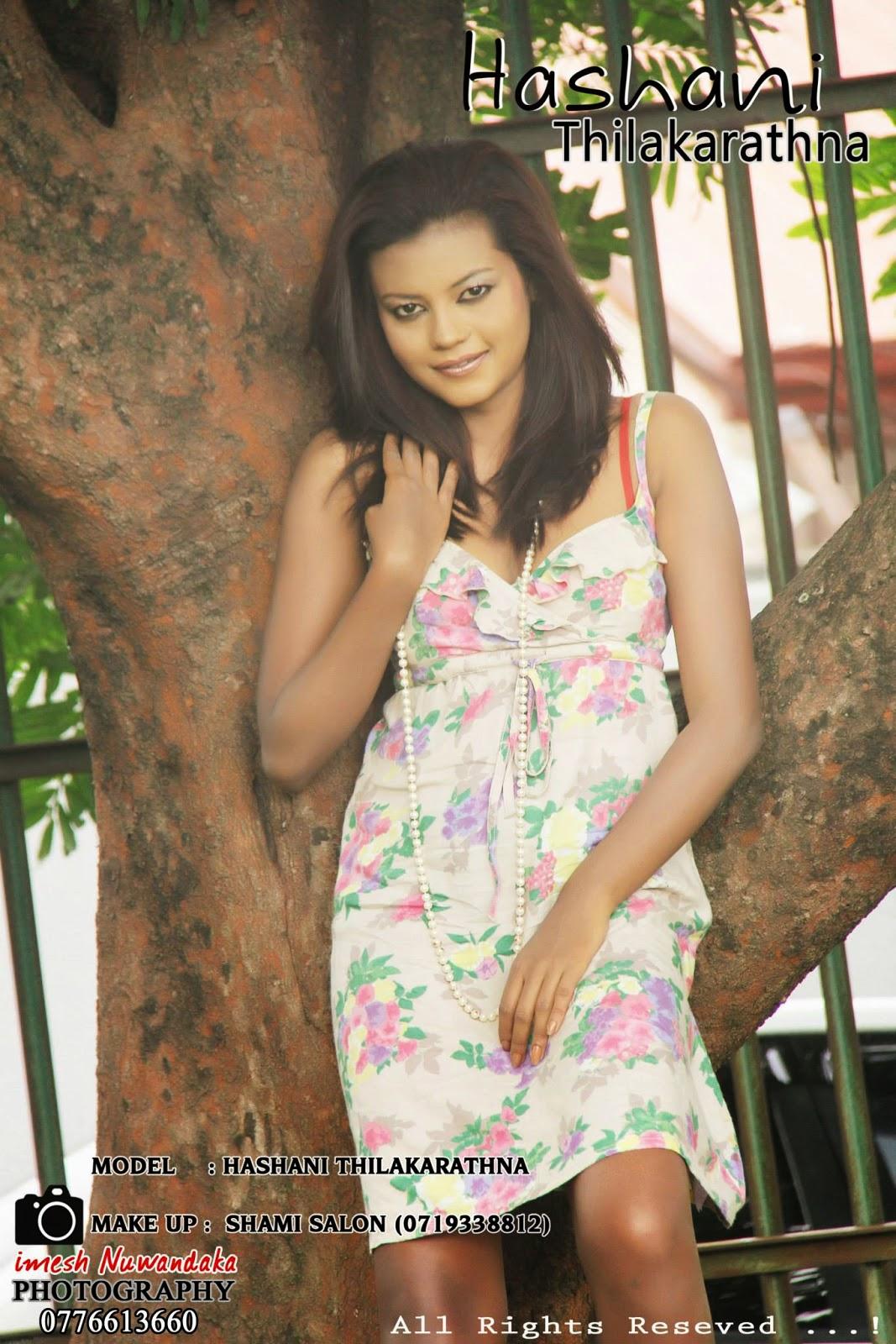 Hashani Thilakarathna hot
