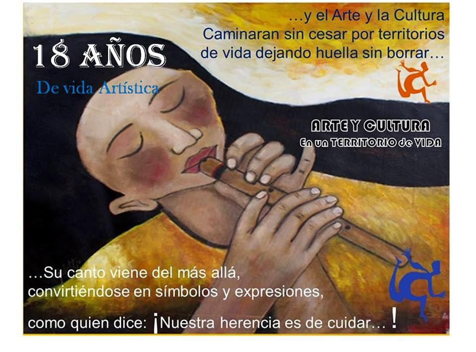 ASOCIACIÓN FORJADOR@S DE LA CULTURA DE LA VIDA - CALI - COLOMBIA