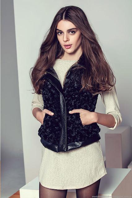 Moda mujer invierno 2015 ropa de mujer Julien.