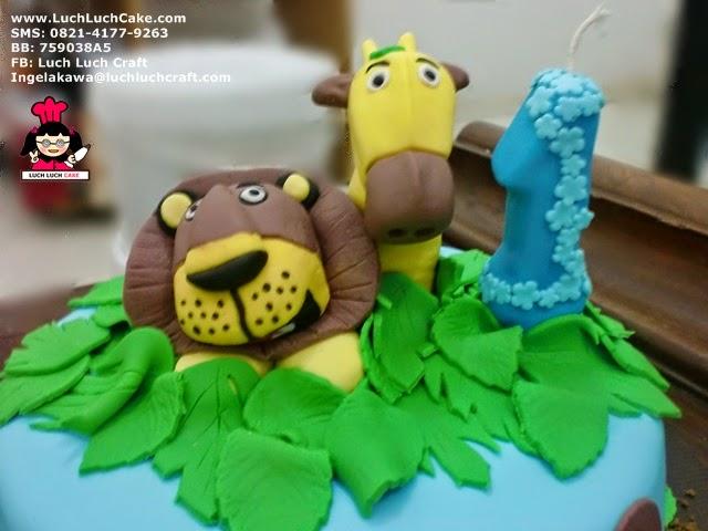 kue ulang tahun tema binatang