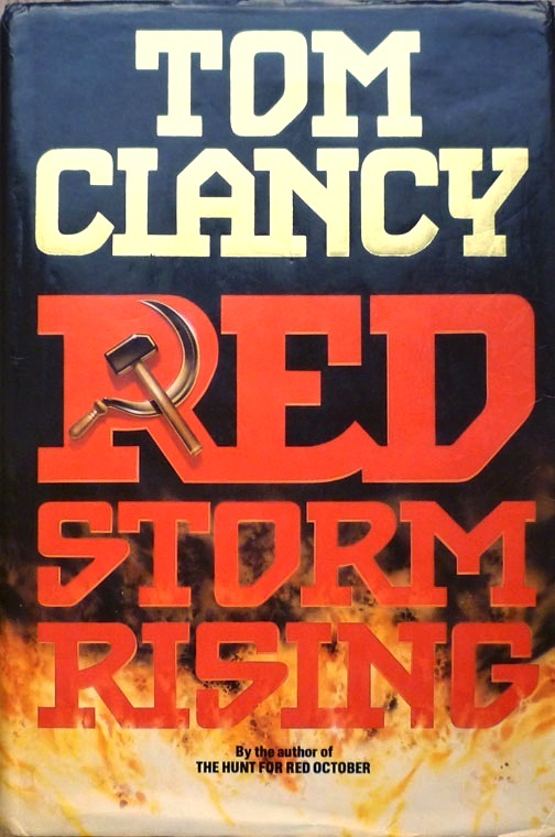 an analysis of red storm rising by tom clancy Larry bond's first writing partner was tom clancy,  bond later co-wrote red storm rising with clancy  but it was writing at the center for naval analysis.