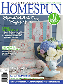 Seen In Homespun April 2013