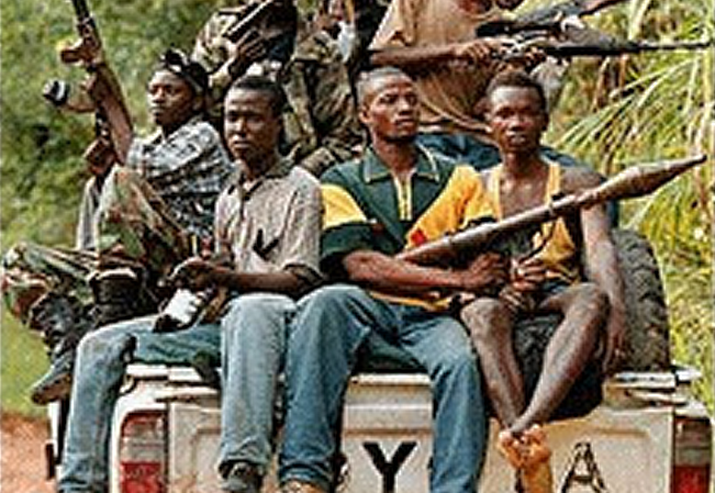 sierra leones revolutionary united front essay Armed forces revolutionary council and the revolutionary united front  at  connaught hospital, whose 212 beds make it sierra leone's.