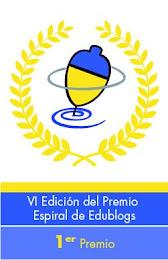 Premis Edublogs 2012