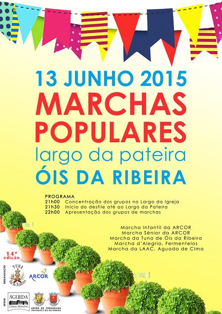 MARCHAS POPULARES DE ÓIS DA RIBEIRA