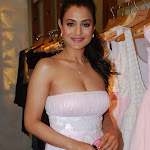 Amisha Patel Sexy Cleavage Show In A White Dress